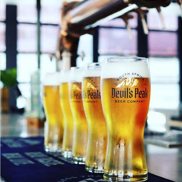 Devil's Peak Brewery
