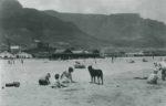 Woodstock beach 1940s, Woodstock History